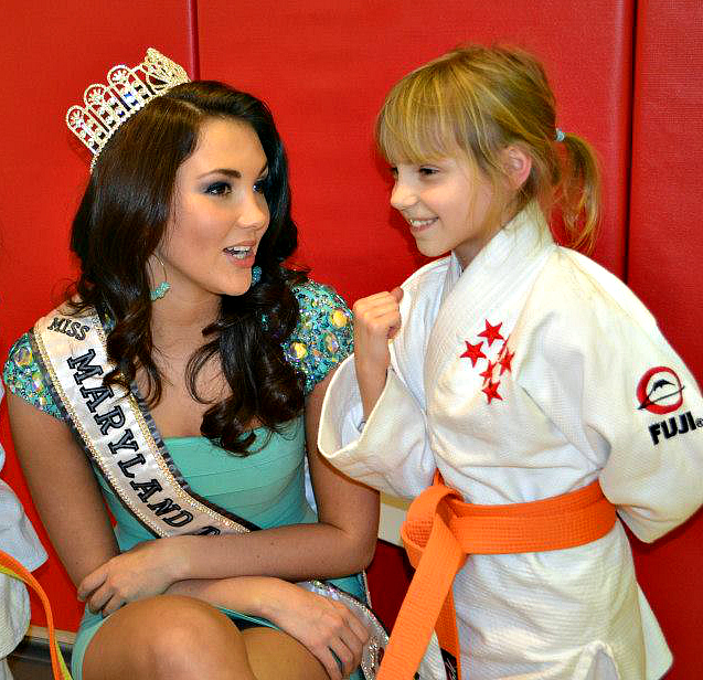 Miss Maryland and Ella